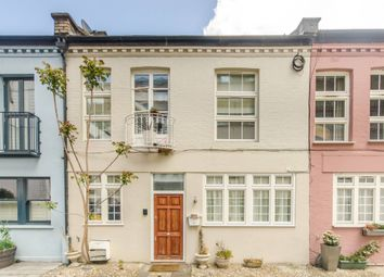 Thumbnail 2 bed property for sale in Ovington Mews, London