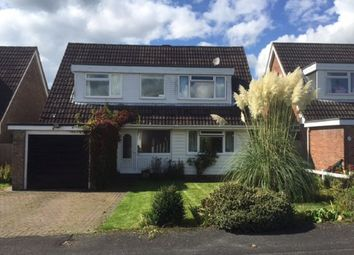 Thumbnail 3 bed detached house for sale in Pamber Heath, Tadley, Hampshire