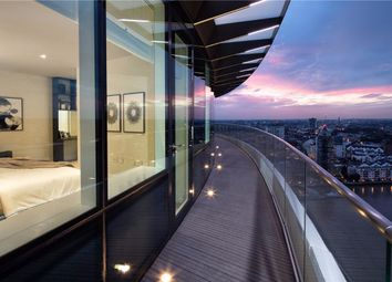 Thumbnail 3 bed flat for sale in Lombard Wharf, 12 Lombard Road, London