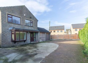 Thumbnail 3 bed detached house for sale in Shibden Head Lane, Queensbury, Bradford