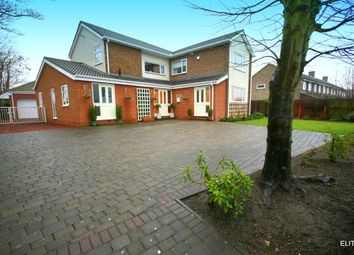Thumbnail 5 bedroom detached house for sale in High Street, Carrville, Durham