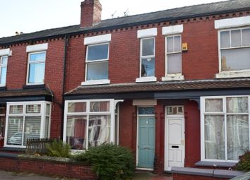 Thumbnail 4 bed terraced house to rent in Norwood Avenue, Didsbury, Manchester
