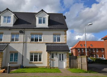 Thumbnail Town house for sale in Quinn Court, Lanark