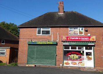 Thumbnail Restaurant/cafe for sale in Sneyd Terrace, Newcastle, Staffordshire