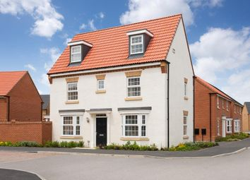 """Thumbnail 4 bed detached house for sale in """"Hertford"""" at Whitby Road, Pickering"""