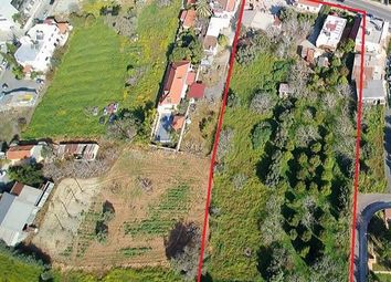 Thumbnail Land for sale in Zakaki, Limassol, Cyprus