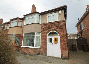 Thumbnail 3 bed semi-detached house for sale in Spooner Avenue, Litherland, Merseyside