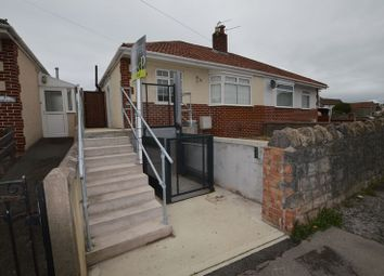 Thumbnail 2 bed bungalow for sale in Belvedere Crescent, Weston-Super-Mare