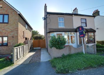 Thumbnail 3 bed semi-detached house to rent in Victoria Drive, Great Wakering, Southend On Sea