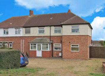 Thumbnail 3 bed semi-detached house for sale in Tongue End, Spalding