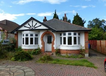 Thumbnail 3 bed detached bungalow to rent in Felixstowe Road, Well Located, Ipswich
