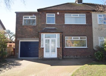 Thumbnail 5 bed semi-detached house for sale in Dane Avenue, Barrow-In-Furness