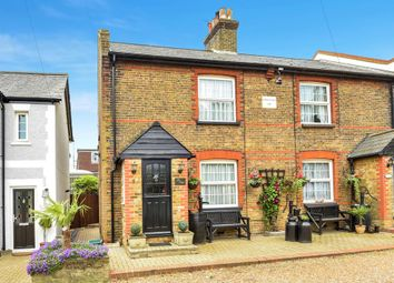 Thumbnail 2 bed semi-detached house for sale in Carters Road, Epsom, Surrey