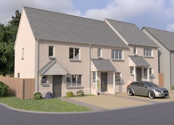 Thumbnail 3 bed terraced house for sale in Barns Close, Dulverton