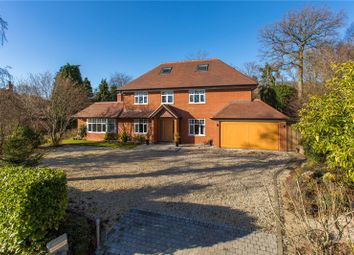 Thumbnail 6 bedroom detached house for sale in Mill Lane, Chalfont St Giles, Buckinghamshire