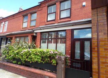 Thumbnail Terraced house for sale in Church Road, Birkenhead, Merseyside