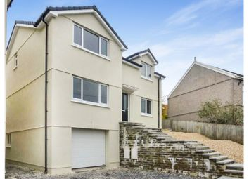 Thumbnail 4 bed detached house for sale in Penyrheol Road, Gorseinon