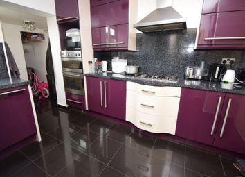 Thumbnail 3 bed terraced house for sale in Perkyn Road, Thurnby Lodge, Leicester