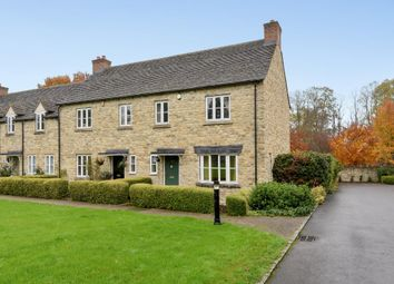 Thumbnail 3 bed end terrace house for sale in Shipton Under Wychwood, Oxfordshire