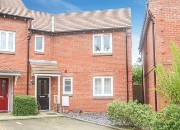 3 bed terraced house for sale in Wellesbourne Crescent, High Wycombe HP13