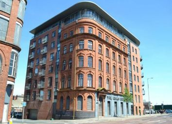Thumbnail 1 bedroom flat to rent in The Lucas Building Ormeau Avenue, Belfast