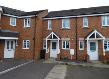 Thumbnail 2 bed terraced house for sale in Southwick Drive, Tamworth, Staffordshire, England