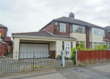 Thumbnail 3 bed semi-detached house for sale in Warrington Road, Rainhill, Prescot, Merseyside