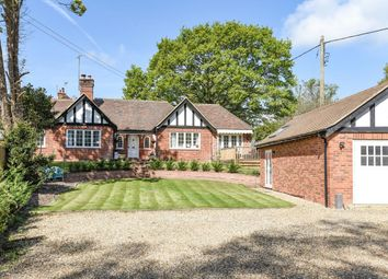 Thumbnail 4 bed detached house for sale in Eversley Centre, Hook