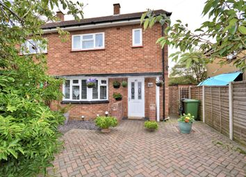 Thumbnail 2 bed semi-detached house for sale in Sandy Lane, Scarning, Dereham