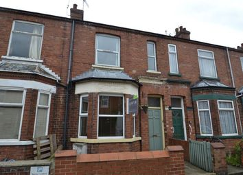 Thumbnail 2 bedroom terraced house for sale in White Cross Road, Haxby Road, York