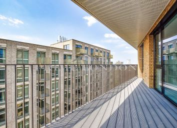 Thumbnail 2 bed flat for sale in Mercier Court, Royal Wharf, Docklands