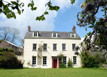 Thumbnail 7 bed detached house for sale in Ashdale House, Llangwm, Haverfordwest, Pembrokeshire