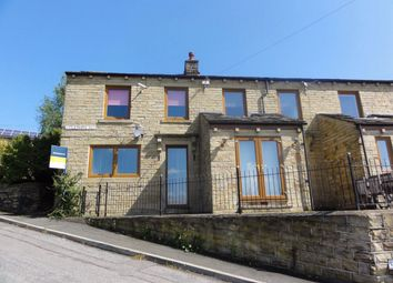 Thumbnail 2 bed flat to rent in Prospect Road, Hartshead, Liversedge