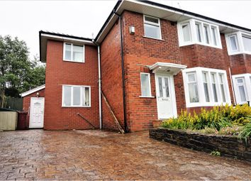Thumbnail 5 bedroom semi-detached house for sale in Coldstream Place, Blackburn