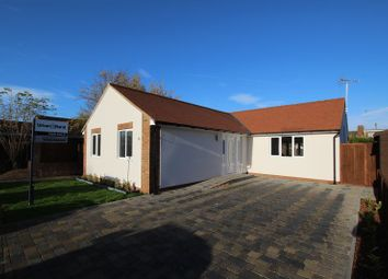 Thumbnail 3 bed detached bungalow for sale in Orchard Close, Houghton Regis, Dunstable