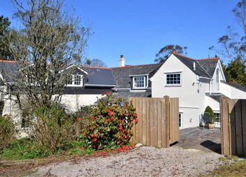 Thumbnail 5 bed detached house for sale in Trefinnick Road, Bray Shop, Callington, Cornwall