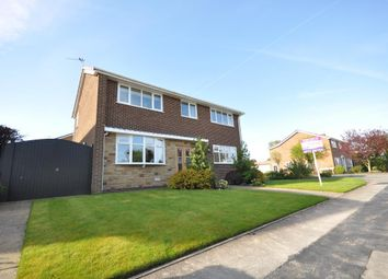 Thumbnail 4 bed detached house for sale in Ribby Avenue, Wrea Green, Preston, Lancashire