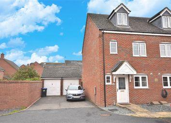 3 bed semi-detached house for sale in Milburn Drive, St Crispin, Northampton NN5