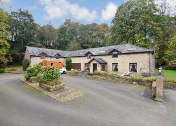 Thumbnail 7 bed equestrian property for sale in Ashworth Lane, Bolton