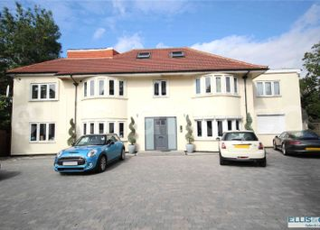 Thumbnail 3 bed flat for sale in Watford Way, Mill Hill, London