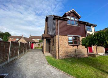 3 bed semi-detached house for sale in Paddock Croft, Oakwood, Derby DE21