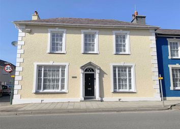 Thumbnail 4 bed end terrace house for sale in North Road, Aberaeron, Ceredigion