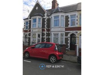 Thumbnail 3 bedroom terraced house to rent in Theobald Road, Cardiff