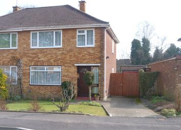 Thumbnail 3 bed semi-detached house for sale in Horn Road, Farnborough