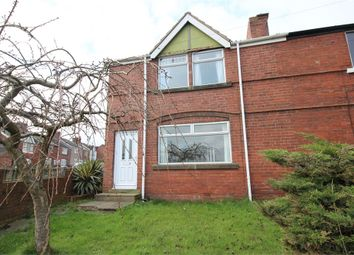 Thumbnail 3 bed end terrace house for sale in Hayhurst Crescent, Maltby, Rotherham, South Yorkshire