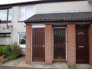 Thumbnail 1 bed flat to rent in Brandy Riggs, Cairneyhill, Dunfermline