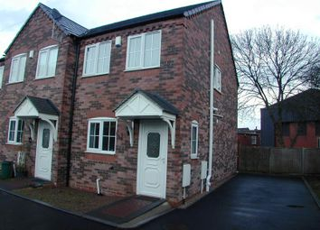 Thumbnail 2 bed semi-detached house to rent in Little John Street, Brierley Hill, West Midlands