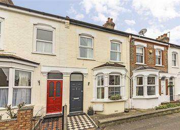 Thumbnail 3 bed terraced house for sale in Linden Road, Hampton