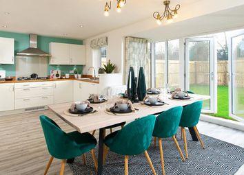 "Thumbnail 4 bedroom detached house for sale in ""Holden"" at Grange Road, Tongham, Farnham"