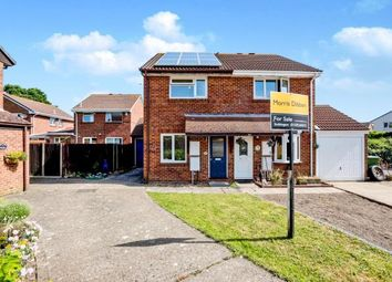 Thumbnail 2 bed semi-detached house for sale in Fareham, Hampshire, Untitled Kingdom